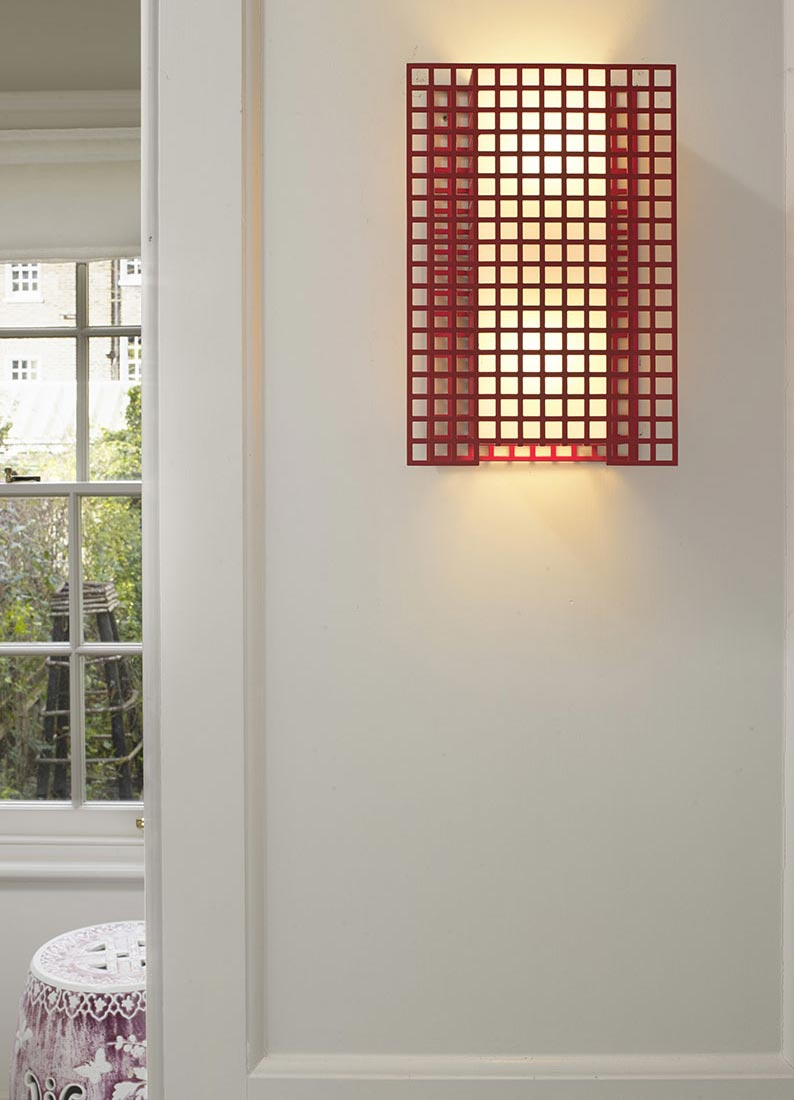 Cristina Prandoni Lighting - Grid lamp